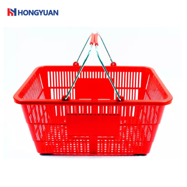 Plastic Basket With handle