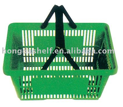 wicker trolley baskets